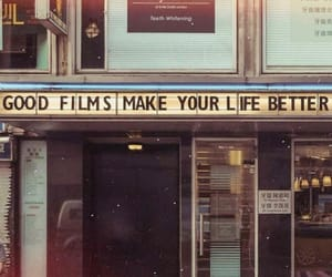film, movies, and cinema image