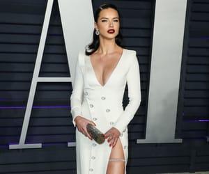 Adriana Lima, fashion, and party image