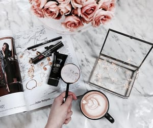 accessories, book, and flatlay image