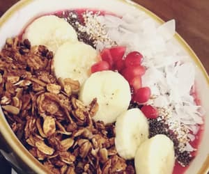 acai, food, and lunch image