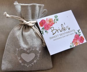 etsy, romantic gift, and bridal gift image