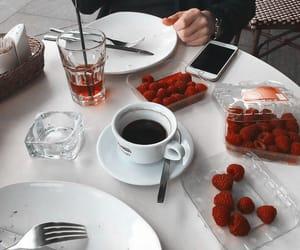 food, coffee, and theme image