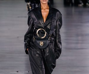 Balmain, high fashion, and paris fashion week image