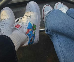 hello kitty and sneakers image