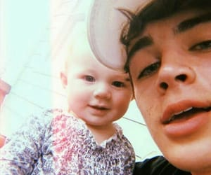 baby, hayes grier, and 😍 image