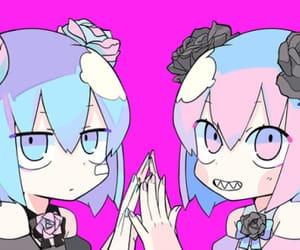 utaite, まふまふ, and mafumafu image