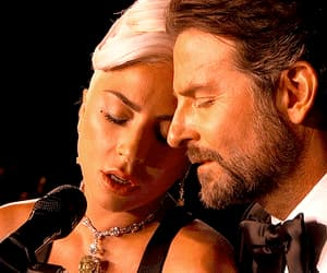 couple, a star is born, and gif image