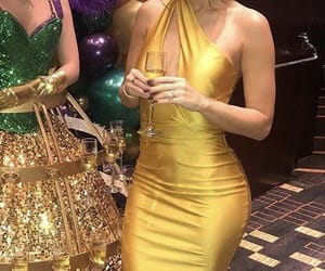 gold, Las Vegas, and pretty image