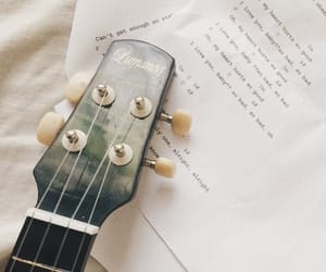 aesthetic, eraser, and music image