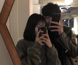 couple, ulzzang, and ulzzang couple image