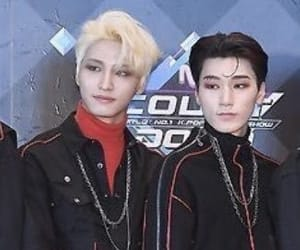 kpop, san, and seonghwa image