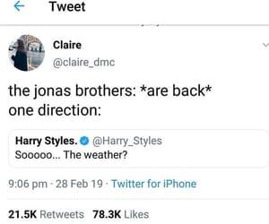 funny, jonas brothers, and lol image