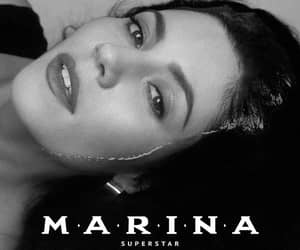 marina, music, and superstar image