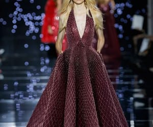 beauty, gown, and haute couture image
