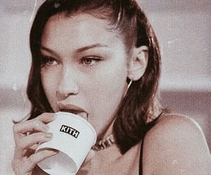 bella hadid, model, and hadid image