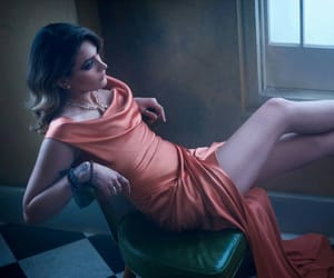 fashion, oscars, and Vanity Fair image