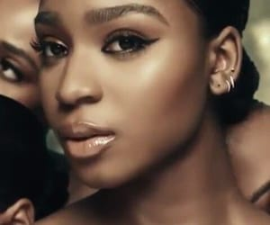 beauty, normani kordei, and fifth harmony image