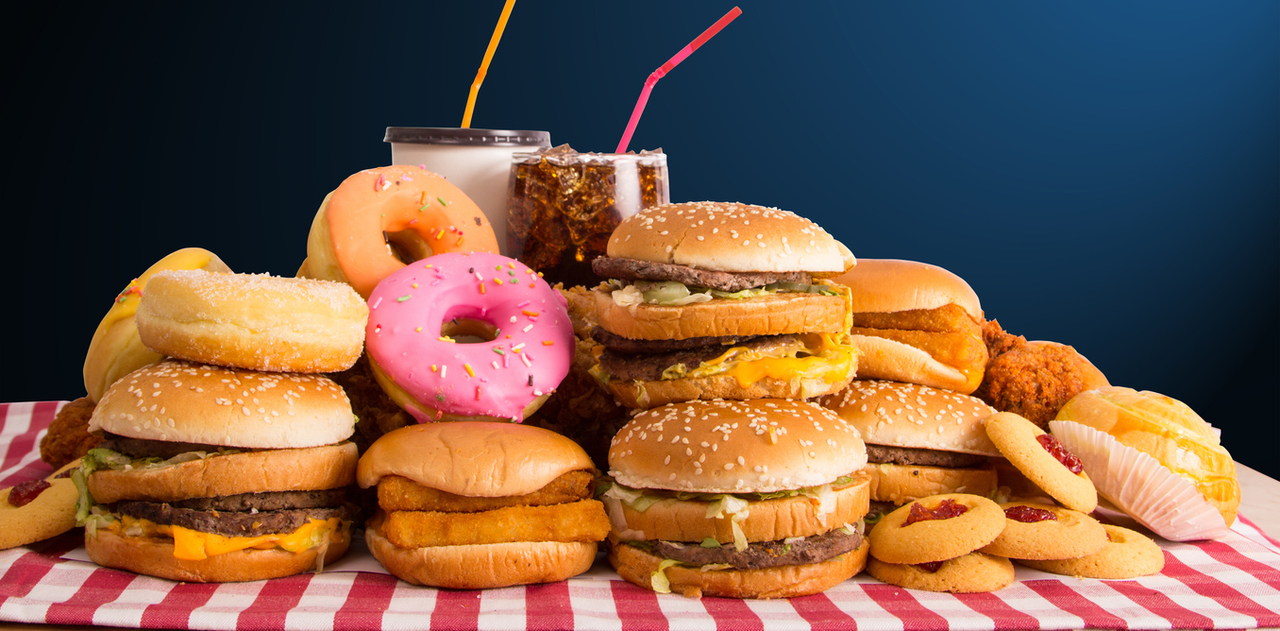 article, eat, and fastfood image