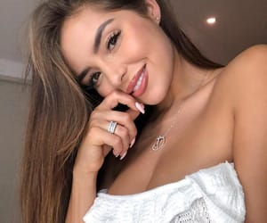 fashion, girl, and demi rose image