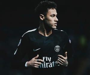 boy, neymar jr, and football player image