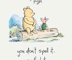 love, quotes, and pooh image