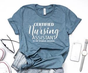 etsy, registered nurse, and plus size shirt image