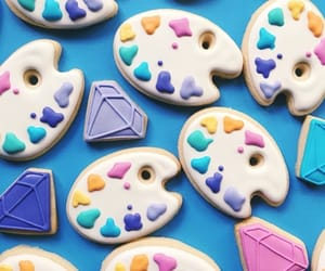 biscuits, sweet stuff, and Cookies image