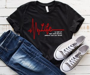etsy, gift for nurse, and funny tshirt image