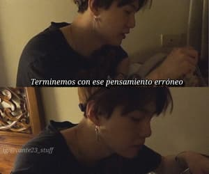 quotes, tumblr, and frases kpop image