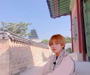 bts, vante, and kim taehyung image