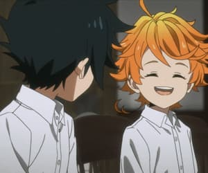 anime, ray, and the promised neverland image