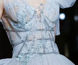 Marchesa, fashion, and haute couture image