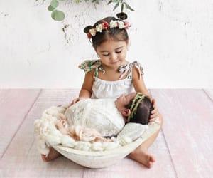 babies, alaïa mcbroom, and girls image