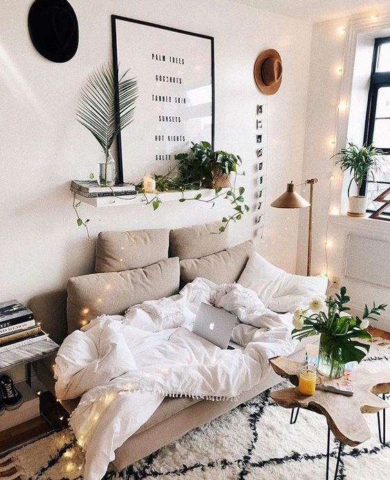article, bed, and bedroom image