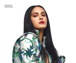 actress, hair, and magazine image