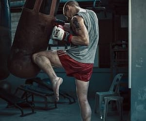 boxing and fitness image