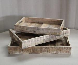etsy, woodentray, and mango wood tray image