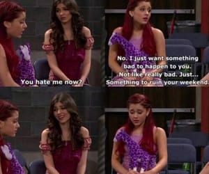 nickelodeon, television, and victorious image