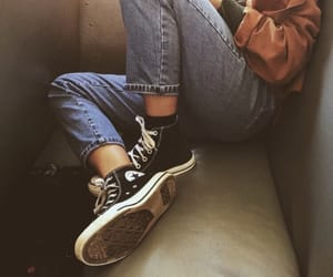 aesthetic, converse, and like image