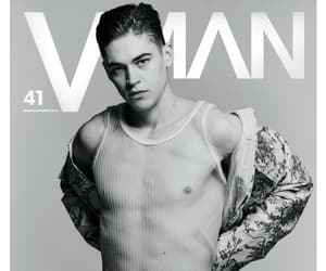 actor, model, and hardin scott image