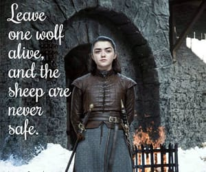 quote and game of thrones image