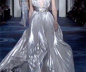 beautiful, gif, and dress image
