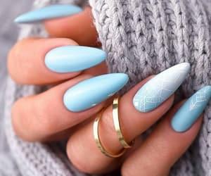 design, fashion, and manicure image