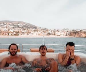 pool, justin bieber, and jordan ballantyne image