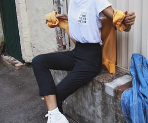 converse, fashion, and street style image
