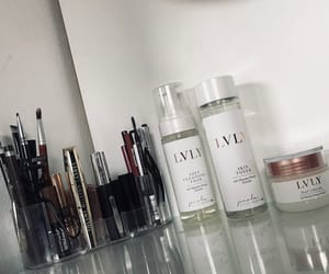 clean, makeup, and table image
