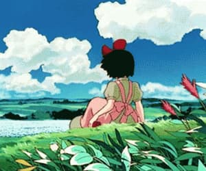 90s, aesthetic, and aesthetic anime image