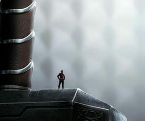 ant, man, and Marvel image