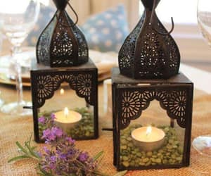 candle, home decor, and candles image