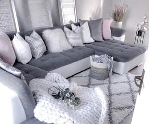 decor, grey, and grey and white image